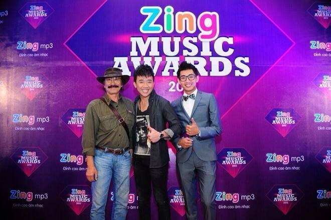 Sao Viet hao hung khoe anh o Zing Music Awards hinh anh 3