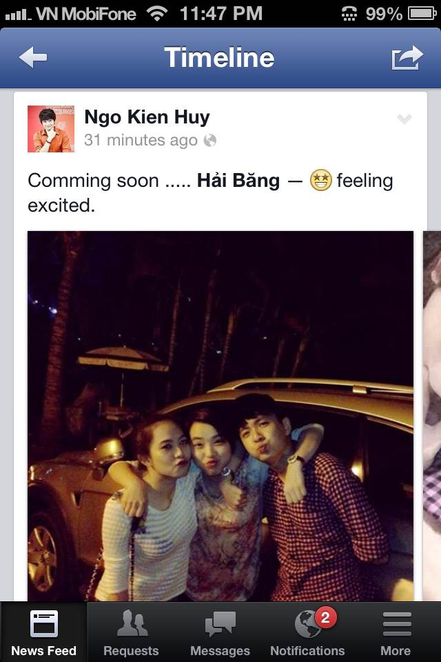 Ngo Kien Huy dinh nghi an hen ho ban gai moi hinh anh 5