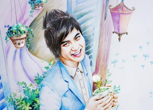 Chong Pham Quynh Anh lam phim ke chuyen doi Wanbi Tuan Anh hinh anh