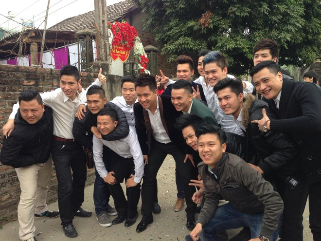 Tuan Hung di dam hoi lan 3 cua chong cu Thuy Hien hinh anh 1