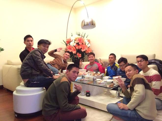 Tuan Hung di dam hoi lan 3 cua chong cu Thuy Hien hinh anh 11