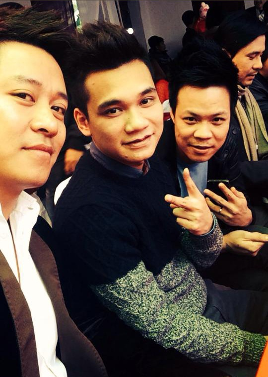 Tuan Hung di dam hoi lan 3 cua chong cu Thuy Hien hinh anh 6
