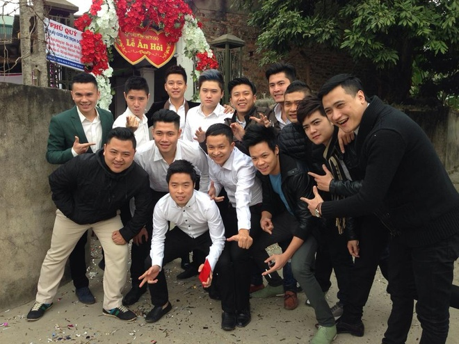 Tuan Hung di dam hoi lan 3 cua chong cu Thuy Hien hinh anh 3