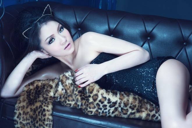 Thuy Top: 'Lam phu nu ngu cung la mot cach khon' hinh anh 3