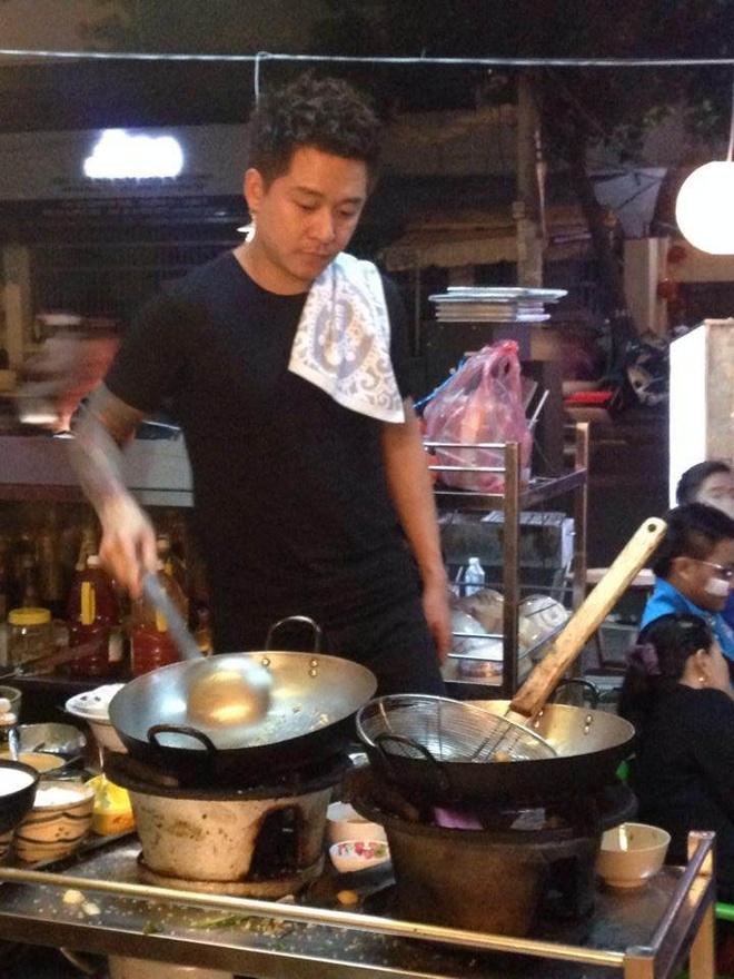 Tuan Hung vui dua voi con trai Hieu Hien hinh anh 9