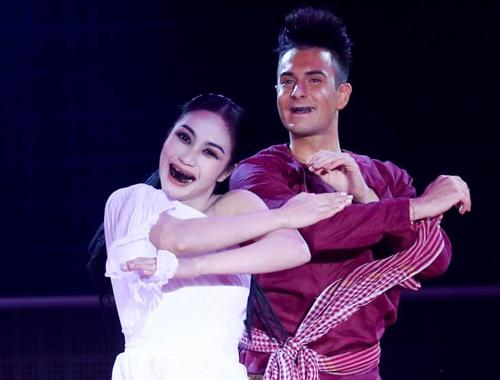 Oc Thanh Van ke chuyen 'Tinh nguoi duyen ma' o BNHV hinh anh