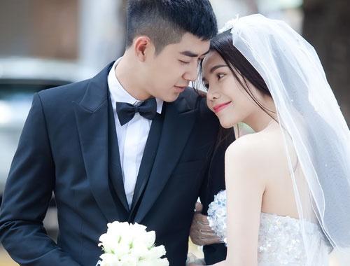 Tra Ngoc Hang ket hon cung Cao Lam Vien trong MV hinh anh