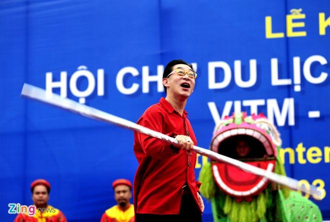 Luc Tieu Linh Dong mua vo trong ngay mua Ha Noi hinh anh 4