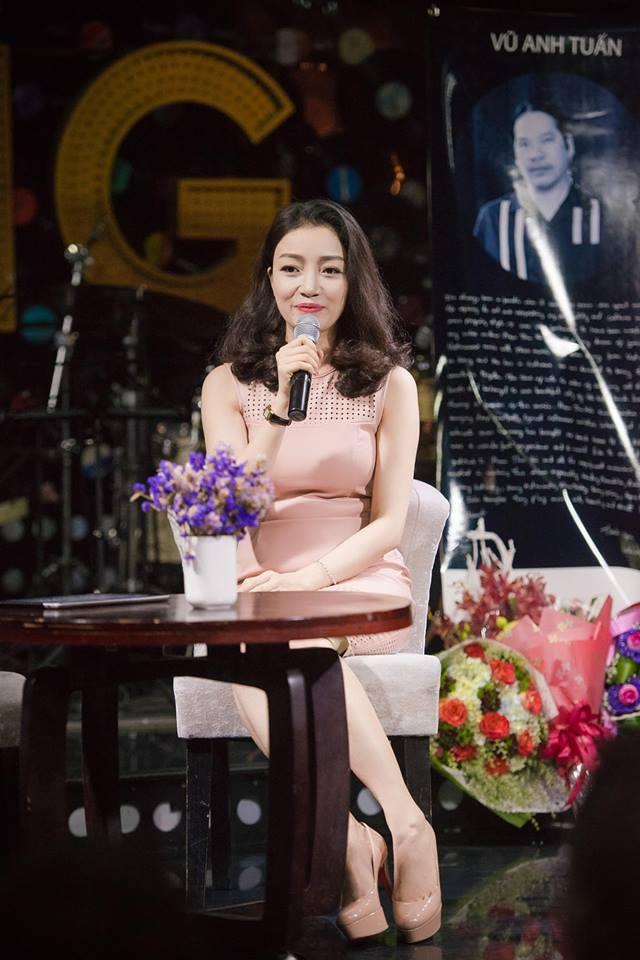 Ca si Pham Thu Ha sang My lam album hinh anh 1 Chủ đề Hà Nội trong âm nhạc là một trăn trở từ khi mới bước vào nghề hát.