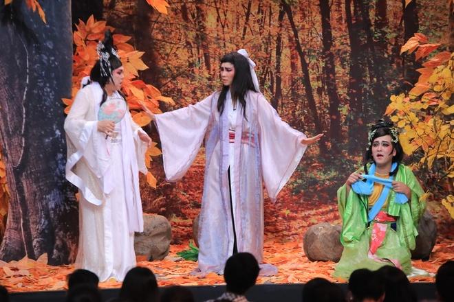 Xuan Lan tung hung cung Chi Tai - Truong Giang hinh anh