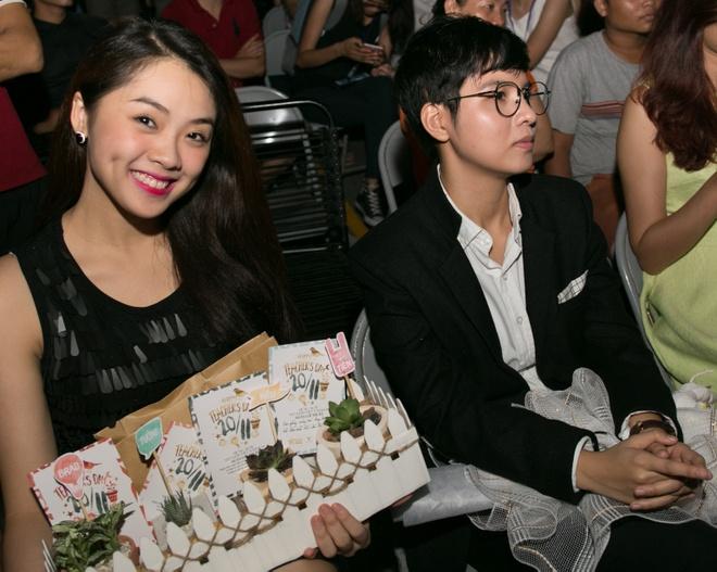 Trong Hieu - Cat Tuong chuc mung nhac si Huy Tuan ngay 20/11 hinh anh 2