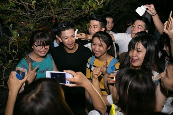 Trong Hieu - Cat Tuong chuc mung nhac si Huy Tuan ngay 20/11 hinh anh 8