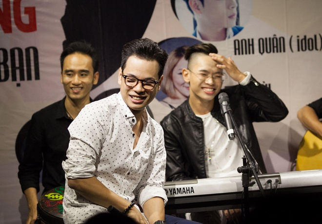 Hoc tro Tuan Hung thay doi cai nhin ve My Tam sau The Voice hinh anh 2