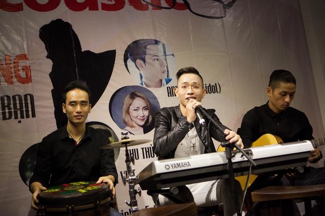 Hoc tro Tuan Hung thay doi cai nhin ve My Tam sau The Voice hinh anh 1