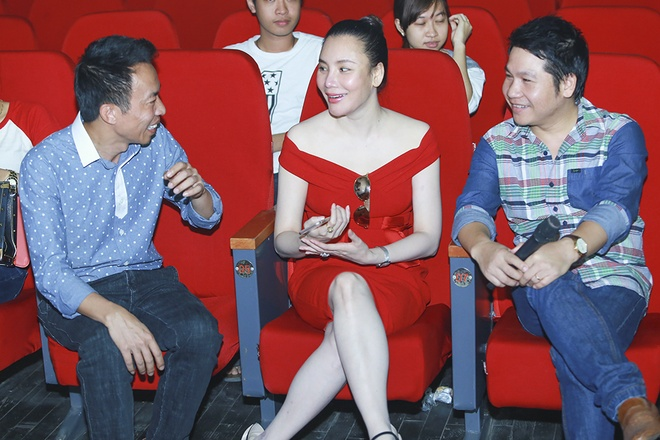 Ho Quynh Huong than thiet voi Trong Tan - Viet Hoan hinh anh 2