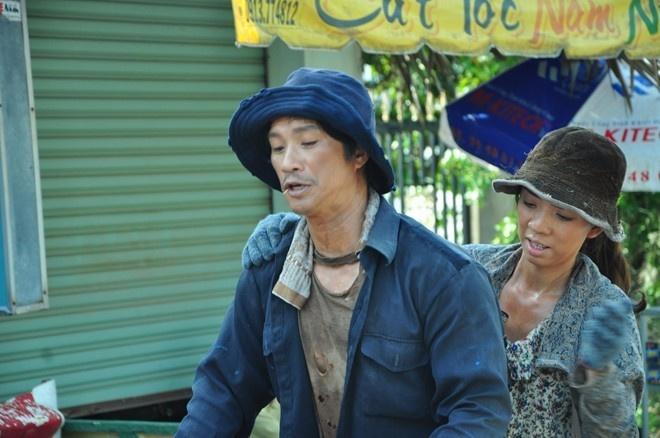 Nhung guong mat sang gia nhat tai LHP Viet Nam 2015 hinh anh 3 Bộ phim Trúng số với sự tham gia của Dustin Nguyễn được gửi đi tranh tài ở Oscar 2016. Ảnh: Đoàn làm phim
