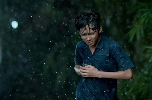 Nhung guong mat sang gia nhat tai LHP Viet Nam 2015 hinh anh 5 15 tuổi, Thịnh Vinh đã có vai diễn ấn tượng trong sự nghiệp diễn xuất. Ảnh: Đoàn làm phim