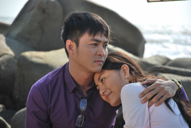 9 guong mat an tuong cua phim truyen hinh Viet 2015 hinh anh 9