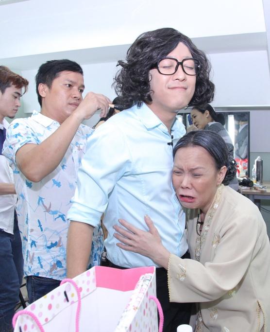 Nha Phuong tham gia On gioi, cau day roi cung Truong Giang hinh anh 5