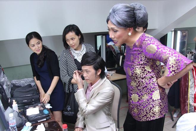 Nha Phuong tham gia On gioi, cau day roi cung Truong Giang hinh anh 10