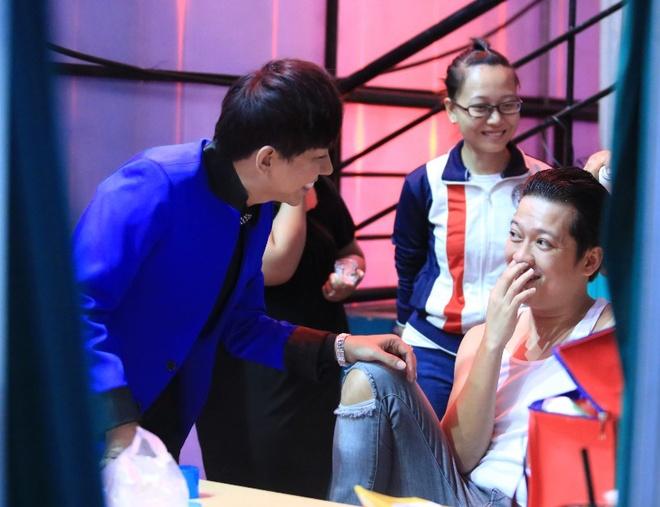 Nha Phuong tham gia On gioi, cau day roi cung Truong Giang hinh anh 6