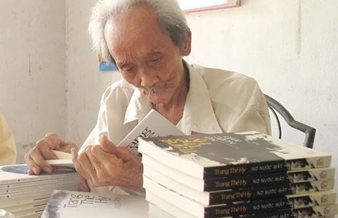 Trang Thế Hy là cây bút tạo nên nét riêng cho văn học Nam Bộ. Ảnh: Ngày Nay.