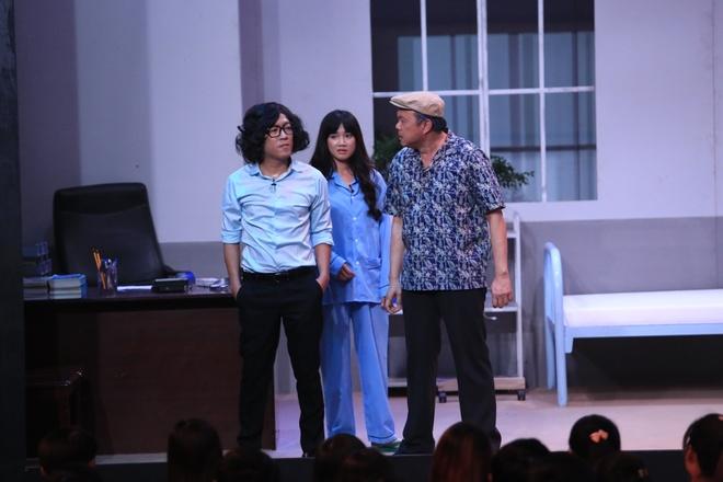 Truong Giang tat Nha Phuong o show On gioi, cau day roi hinh anh 3