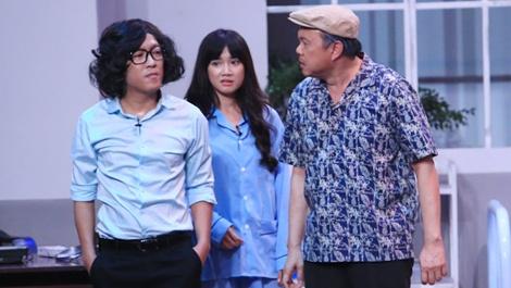 Truong Giang tat Nha Phuong o show On gioi, cau day roi hinh anh