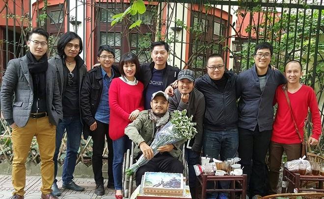 Tran Lap tang Kim Loan 100 trieu dong trong ngay sinh nhat hinh anh 1