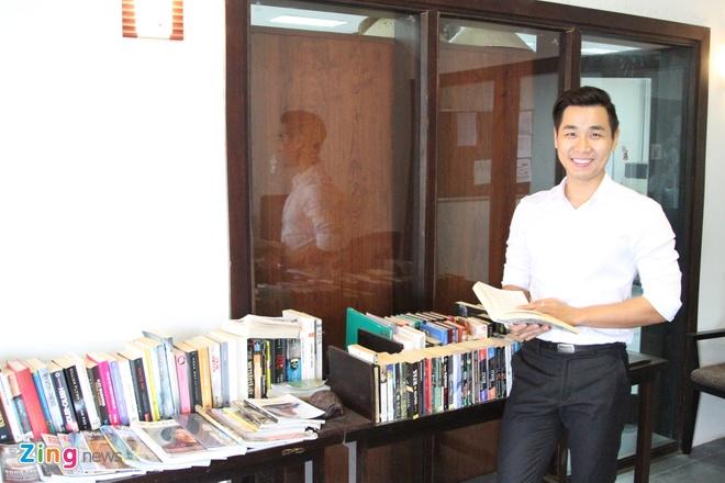 MC Nguyen Khang: 'Muon hoc cai hai huoc cua Tony Buoi Sang' hinh anh 2