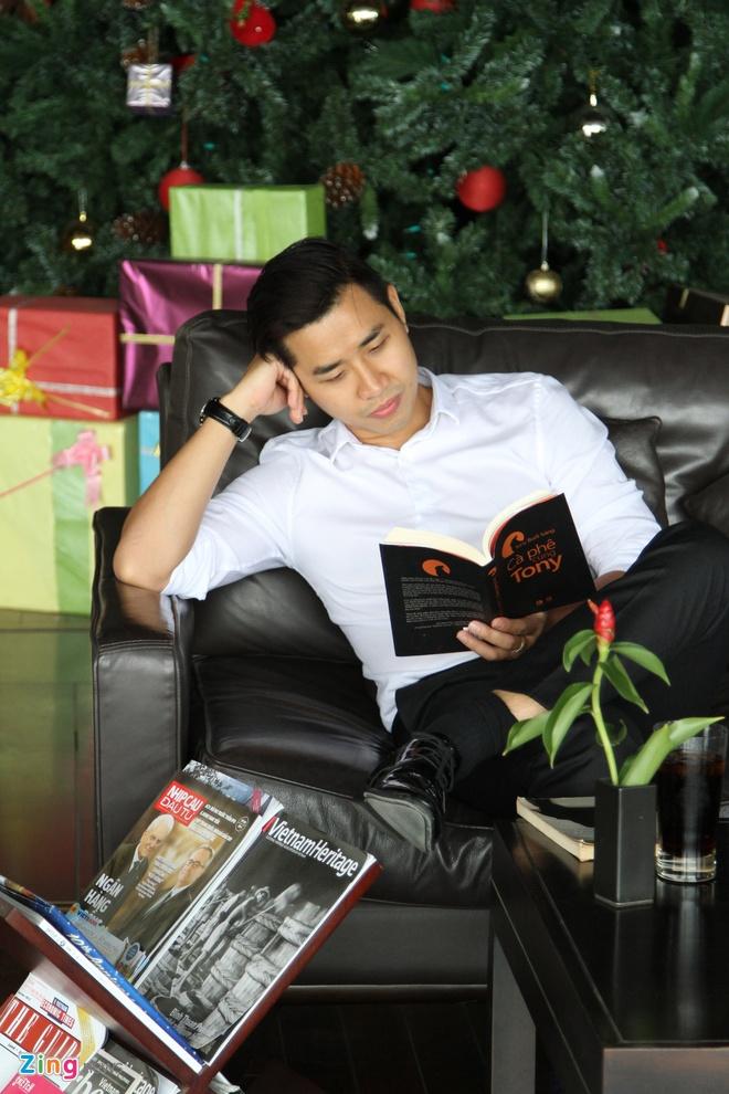MC Nguyen Khang: 'Muon hoc cai hai huoc cua Tony Buoi Sang' hinh anh 1