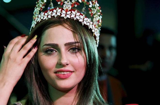 Iraq lan dau tien co hoa hau sau 40 nam hinh anh 2