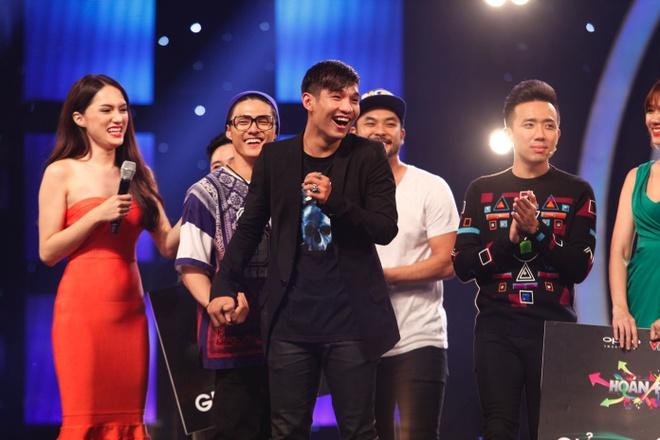 Cuong Seven gianh 100 trieu dong o show Hoan doi hinh anh 1
