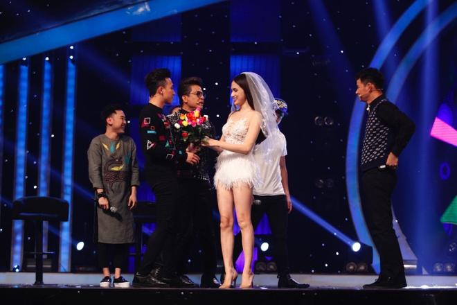 Cuong Seven gianh 100 trieu dong o show Hoan doi hinh anh 7