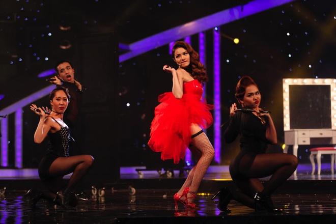Cuong Seven gianh 100 trieu dong o show Hoan doi hinh anh 12