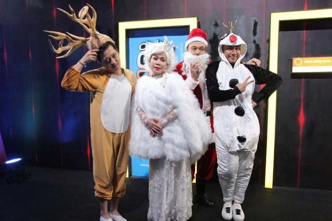 Huynh Anh toi hau truong show On gioi co vu ban gai hinh anh 5