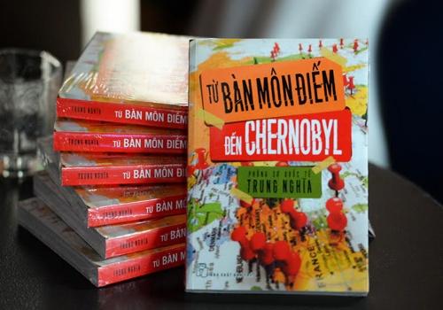 Tu Ban mon diem den Chernobyl: khoi nguon cam hung du ngoan hinh anh