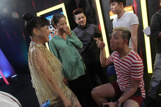 Tuong Vi lam khach moi show On gioi, cau day roi hinh anh 4