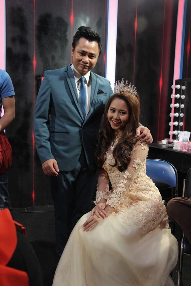 Tuong Vi lam khach moi show On gioi, cau day roi hinh anh 3