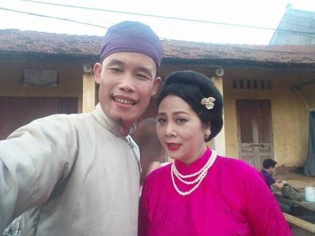 Hiep Ga lam phim hai 'Chon nhoi' cung Quang Thang hinh anh 1