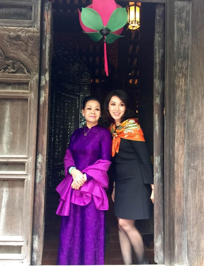 Khanh Ly toi tham Viet phu Thanh Chuong hinh anh 6