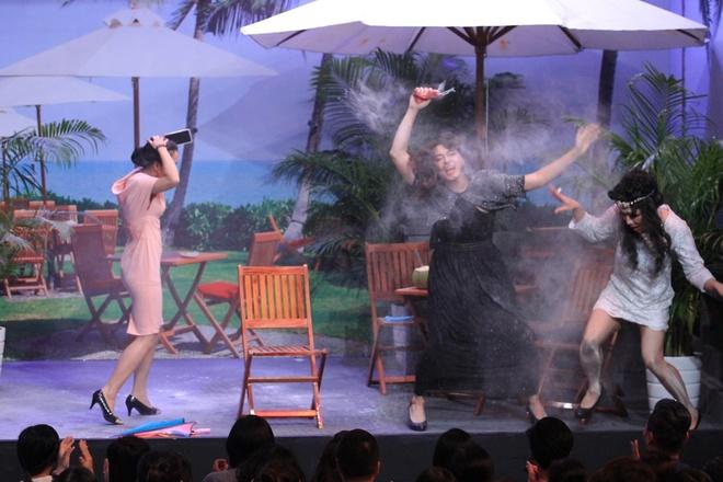 Tran Thanh to Truong Giang yeu Viet Huong o show On gioi hinh anh 2
