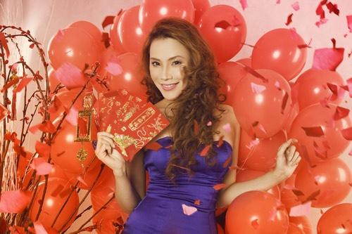 Ho Quynh Huong: 'Ngay Tet so nhat bi hoi bao gio len xe hoa' hinh anh 1