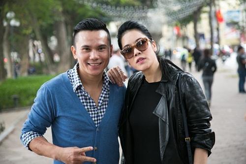 Thu Phuong: O-sin tam co quoc te trong mat chong hinh anh 3