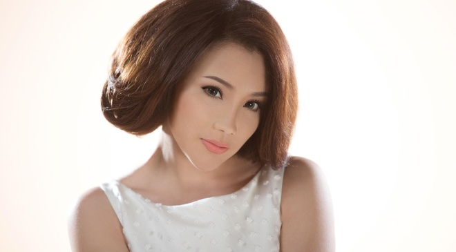 Ho Quynh Huong: 'Lam giam khao khong phai vi tien' hinh anh