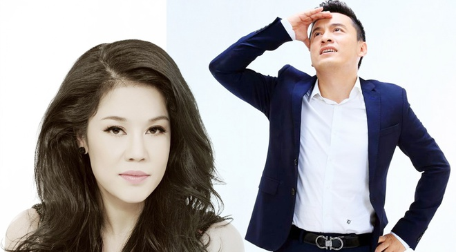Thu Phuong song ca cung Lam Truong o Ha Noi hinh anh