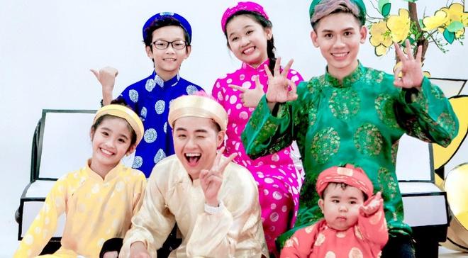 Thanh Duy - Dai Nhan lam MV mung xuan cung Ku Tin hinh anh