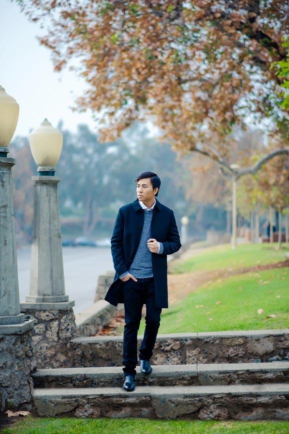 Anh Khang: 'Nhac sen la do cach hoa am va giong hat' hinh anh 2