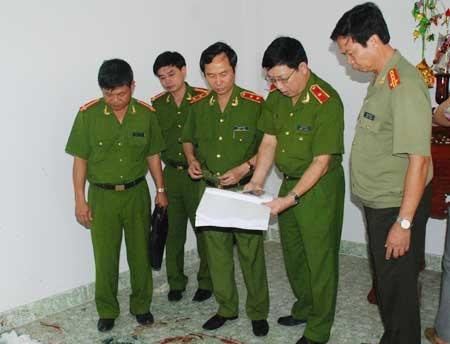Thuong tuong Pham Quy Ngo: Nguoi chi huy nhieu tran danh lon hinh anh