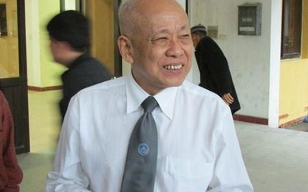 Luat su kien nghi vu tu tu Ho Duy Hai hinh anh 1 Luật sư Trần Văn Tạo.